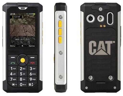 """Мобильный """"бронетелефон"""" CAT B100"""