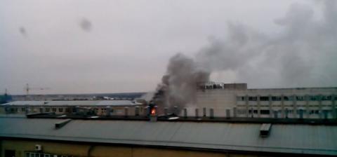 Отчего были убиты люди при пожаре в Харькове? (ВИДЕО)