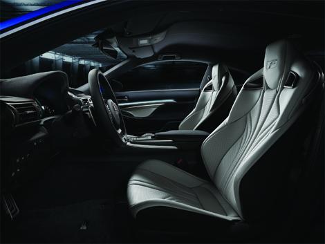 Конкурент BMW M4 от компании Lexus