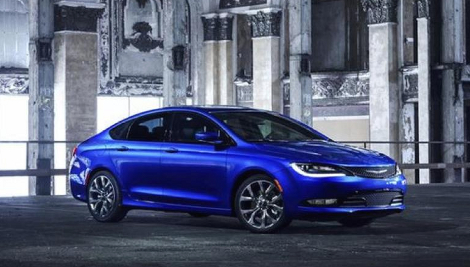 Рассекречен Chrysler 200 нового поколения