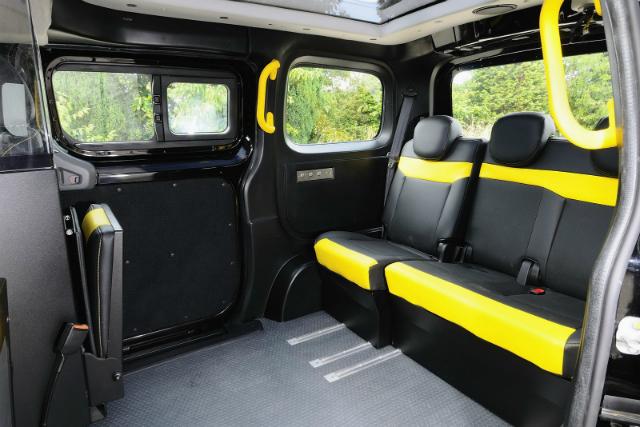 Лондонское такси меняет дизайн