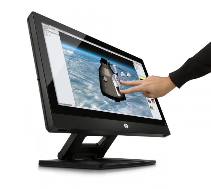 Рабочая машина HP Z1 G2 с моноблочной сборкой