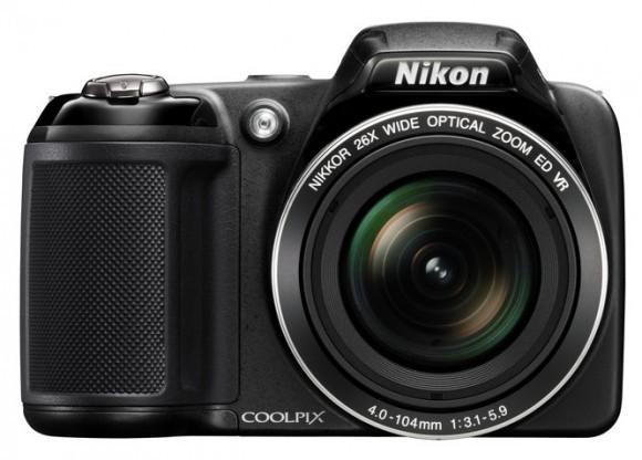 Недорогой 20-мегапиксельный ультразум Nikon Coolpix L330