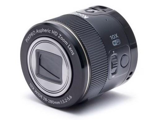 Камеры-объективы Kodak PixPro Смарт Lens