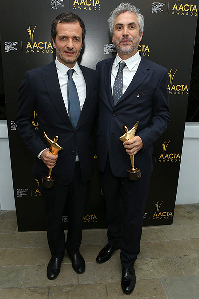 Кейт Бланшетт обрела премию на AACTA Awards