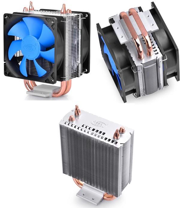 Deepcool Ice Blade 200М: экономный башенный CPU-кулер