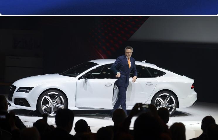 Детройт открывает автомобильный салон, невзирая на собственное разорение