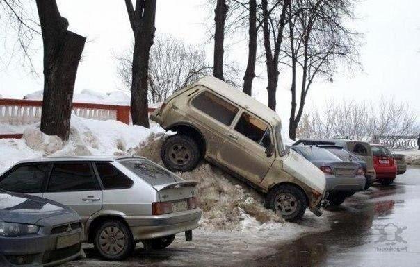 3 летальные ошибки зимнего вождения