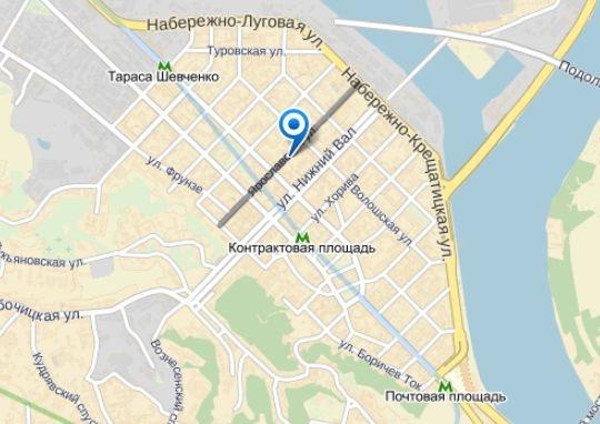 В Киеве из обреза палили в предпринимателя
