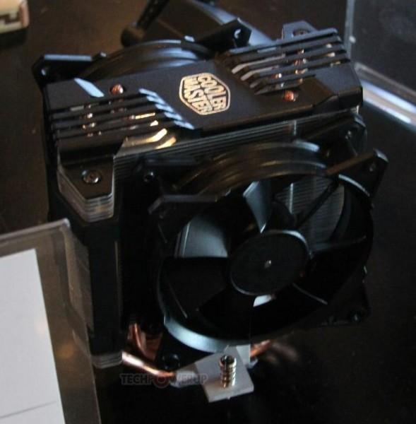 Cooler Мастер готовится посоветовать CPU-кулер N520 II
