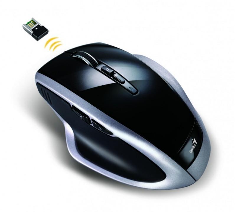 Беспроводная мышка Genius Ergo 8800