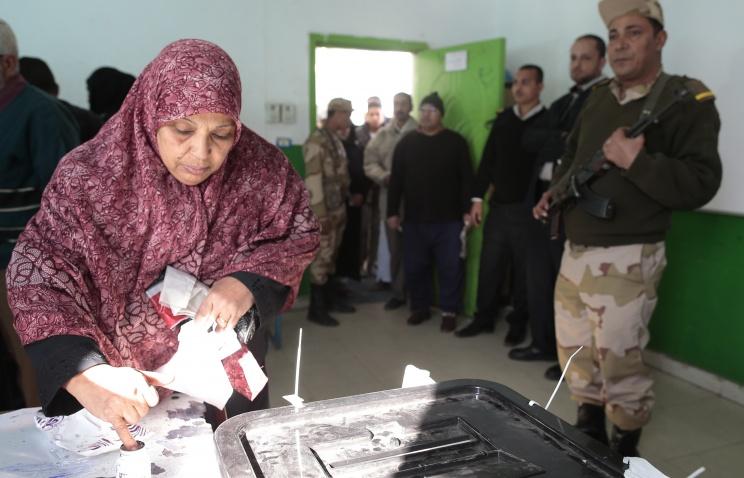 В Египте стартовал конституциональный референдум