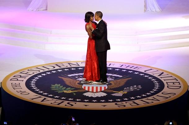 Алое платье Мишель Обамы вошло в историю США (ФОТО)