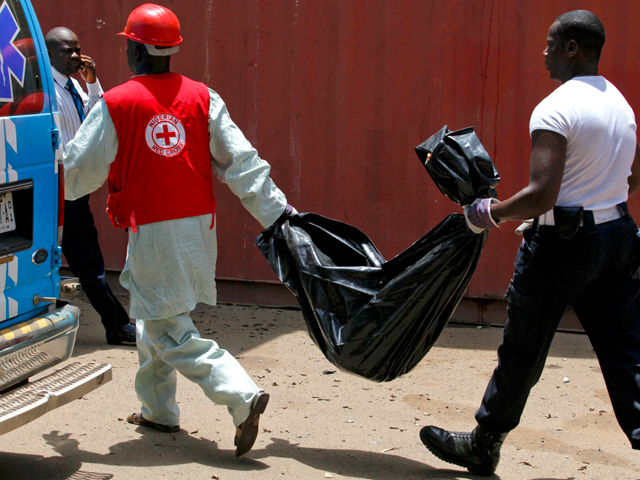 В Нигерии потерпевшими взрыва авто стали не менее 20 человек (ФОТО)