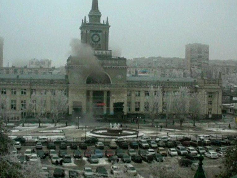 Бандиты рассчитывали организовать 3 взрыва в Волгограде