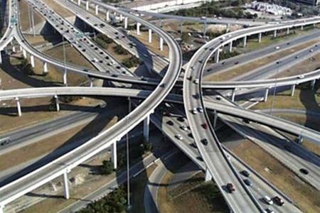 В Киеве планируют возвести автодорожных развязок на 10 млн грн