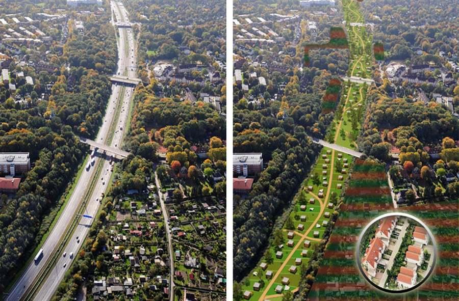 Из Гамбурга и Копенгагена прогонят всех автолюбителей