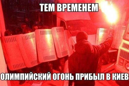 Киевляне живо откликнулись на вандализм в центре города