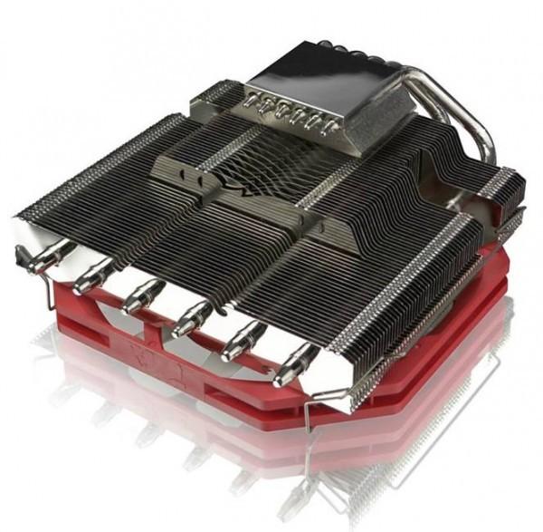 Raijintek рекламирует 2 низкопрофильных CPU-кулера