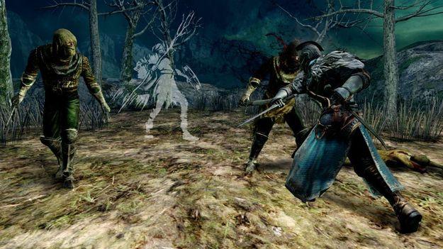 Namco Bandai выпустит свежую игру из серии Demon'с Souls