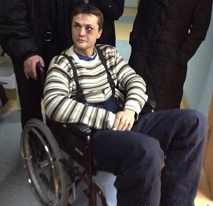 Грабители отпустили Ивана Луценко