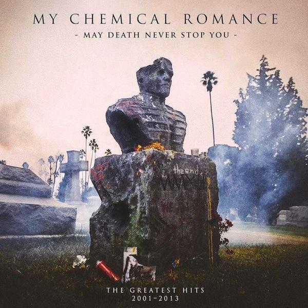 My Chemical Romance готовят последний подарок
