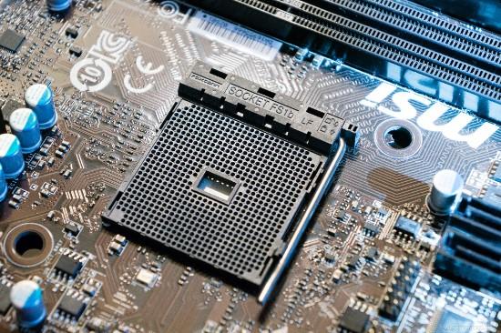 AMD переименовала сокет FS1b для ускорителей Kabini в AM1