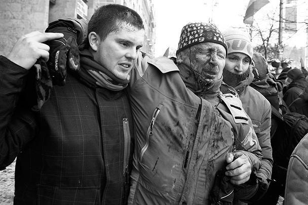 В Киеве начали защищать «от Майдана»
