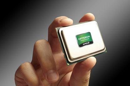 AMD продемонстрировала микропроцессоры Opteron 6300P рода Warsaw