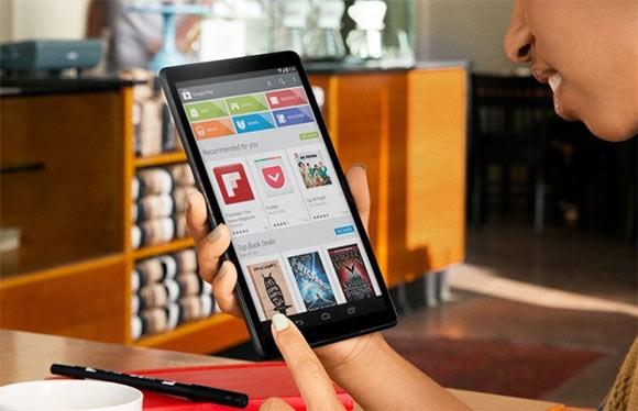 """Google и Asus разрабатывают 8"""" планшетник Nexus 8"""