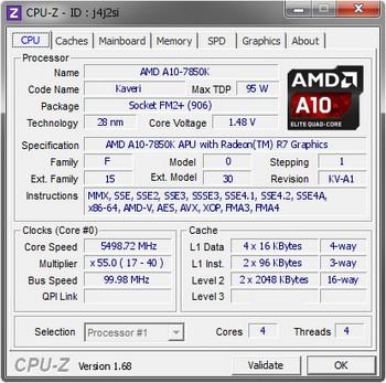 Потенциал микропроцессоров AMD Kaveri ниже, чем у чипов Richland