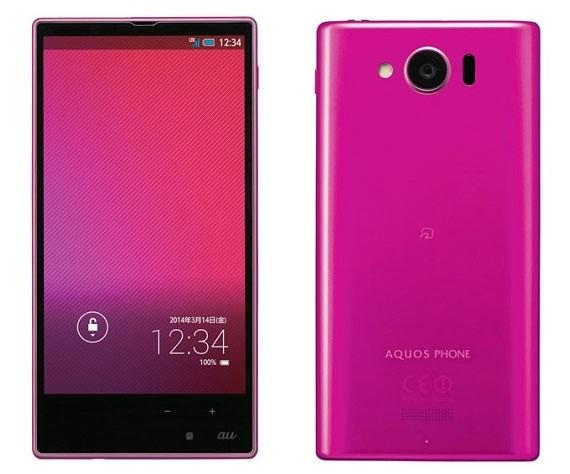 Самый малогабаритный телефон мире с экраном Full HD