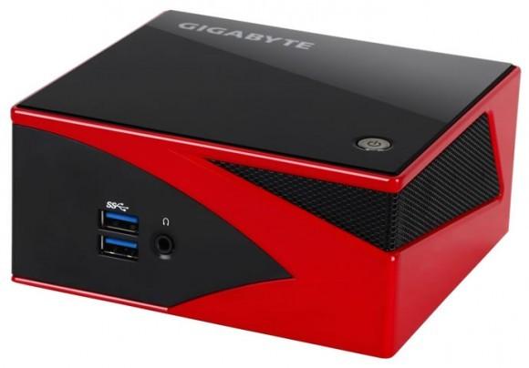 Gigabyte продемонстрировала мини-ПК BRIX Gaming с графикой AMD