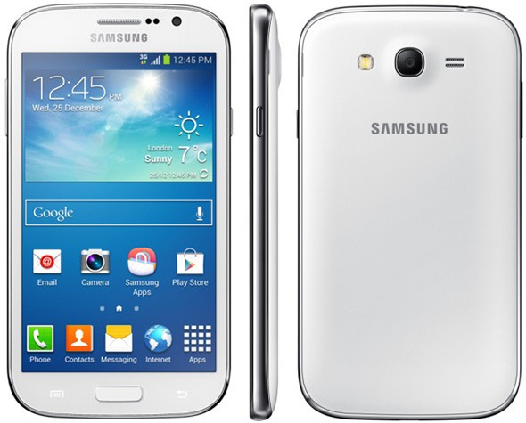 """Анонс 5"""" двухсимочного телефона: «Самсунг» Галакси Гранд Neo"""