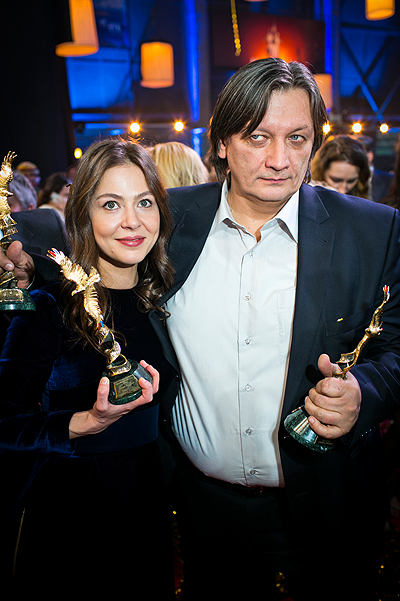 "В городе Москва дали ""Золотой орел - 2014"" (ФОТО)"