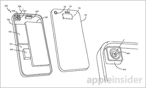 Съёменьшие фотомодули для телефонов от Эпл