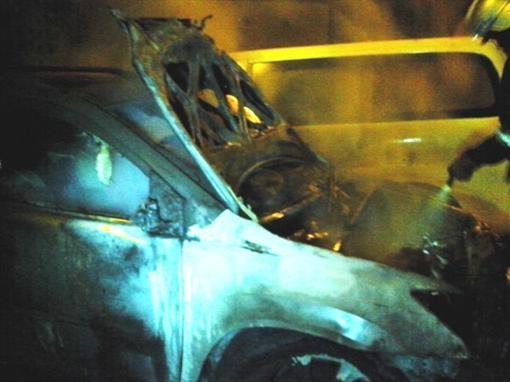 За ночь в Киеве сгорели еще 7 авто (ФОТО)