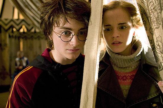 Роулинг сожалеет, что не влюбила Гарри Поттера в Гермиону