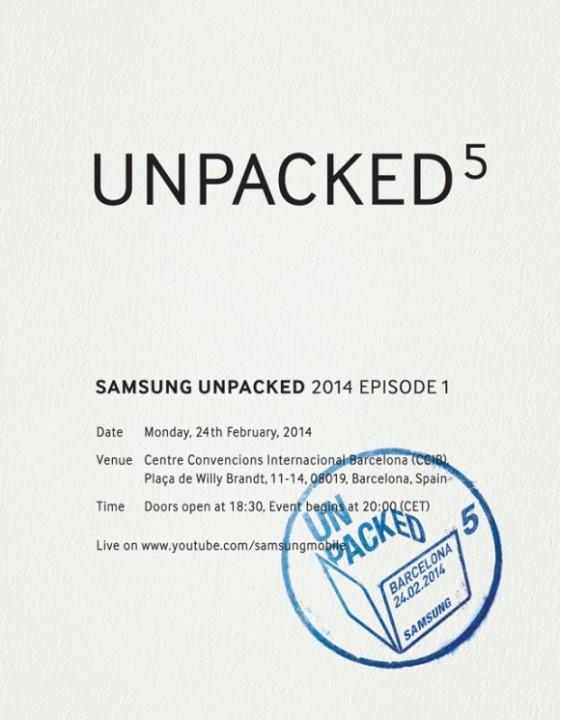 «Самсунг» устанавливает анонс Unpacked на 24 марта