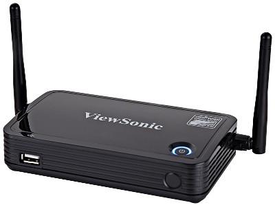 Свежие проекторы и платные экраны от ViewSonic