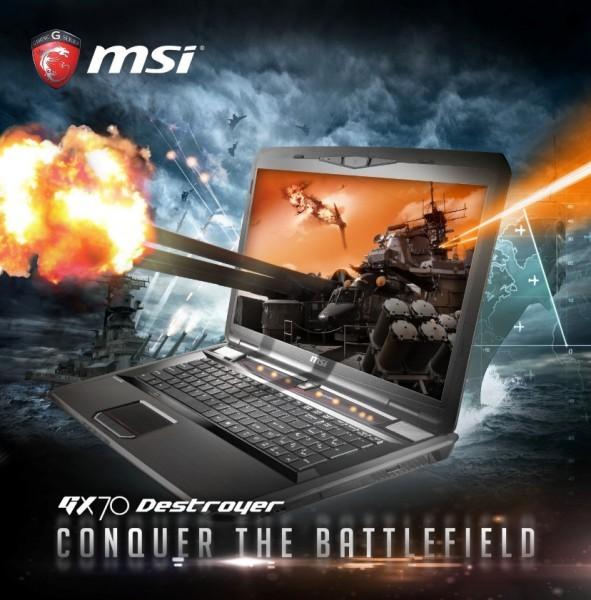 Компьютеры GX70/GX60 Destroyer с адаптером Radeon R9 М290X