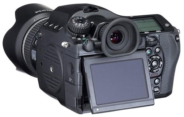 """Первые фото среднеформатной """"зеркалки"""": Pentax 645D"""
