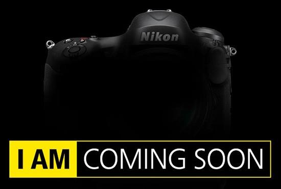 Nikon D4с обретет микропроцессор EXPEED 4