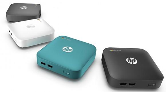 Первый Chromebox от HP скоро в продаже