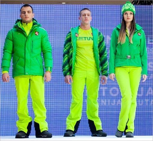 ТОП-5 наиболее элегантных спортивных костюмов на Олимпиаде в Сочи