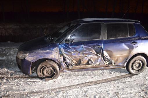 Катастрофа с летальным концом случилась около Харькова. ФОТО