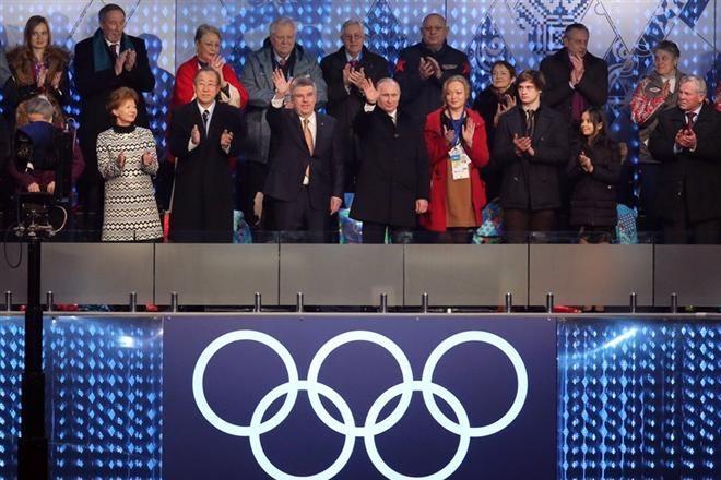 Почему Януковича не показали в трансляции открытия Олимпиады