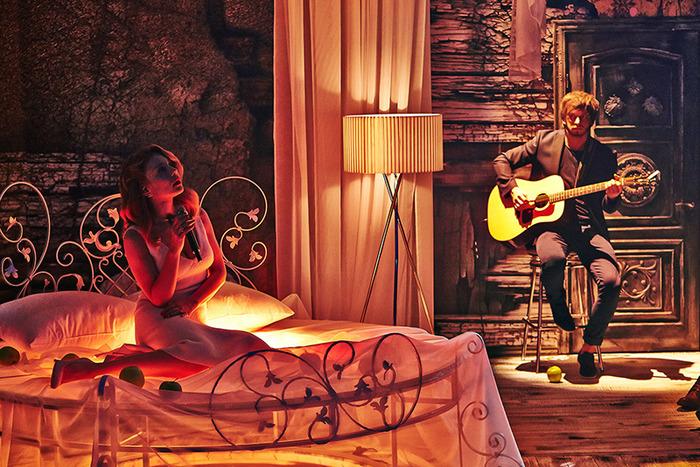 В День святого Валентина покажут фильм-исповедь Тины Кароль