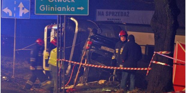 В страшном ДТП в Польше пострадали украинцы (ФОТО, ВИДЕО)