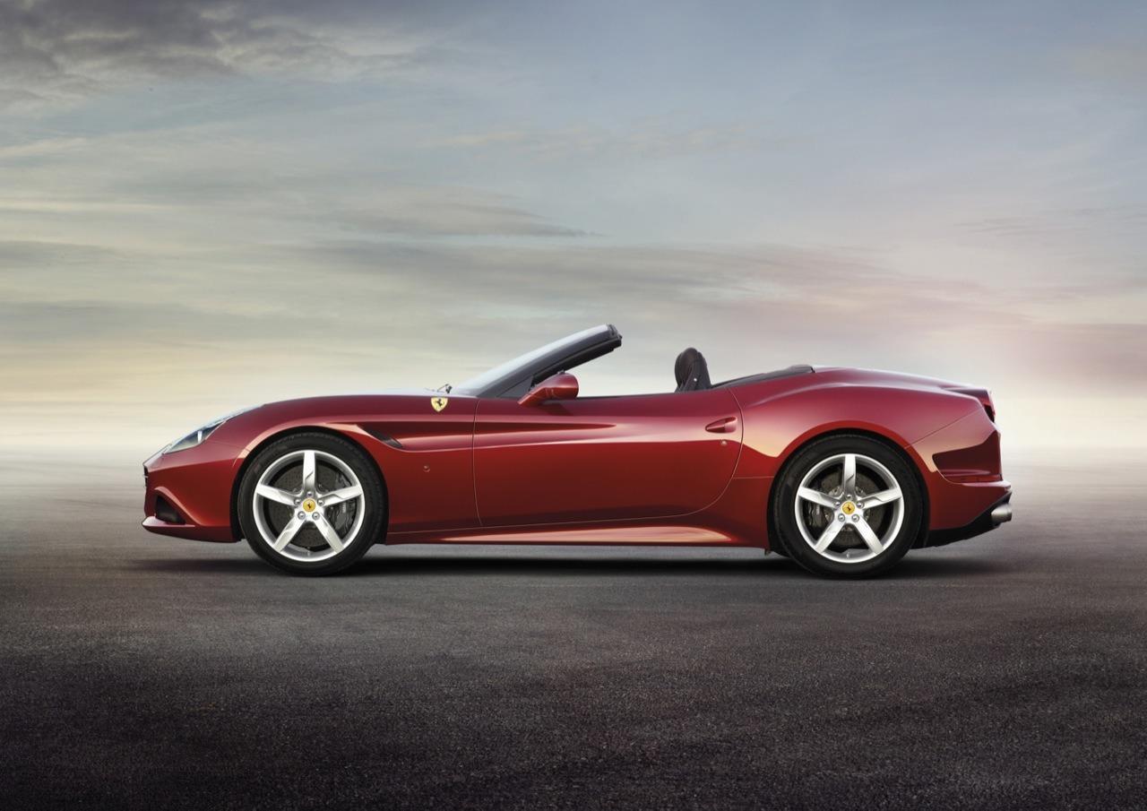 Ferrari раскрыла тайну новой «Калифорнии»